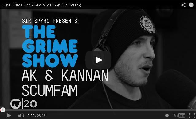 BRITHOPTV- [Video Set] AK (@AKNFS ) & Kannan (@kannanscumfam) on @SirSpyro #GrimeShow [@RinseFM] - #Grime.