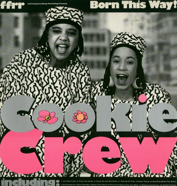 BRITHOPTV: [Old Skool Track Of The Day] Cookie Crew - 'Got To Keep On' [1989] | #UKRap #UKHipHop