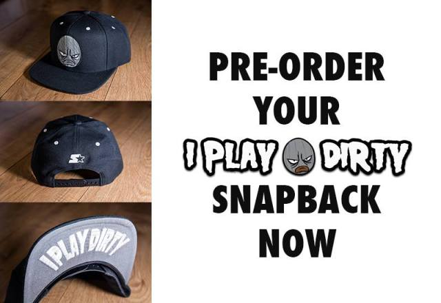 BRITHOPTV: [News] Krept and Konan (@Kreptand Konan) launch 'I Play Dirty' Snap Backs | #MusicNews #UKRap