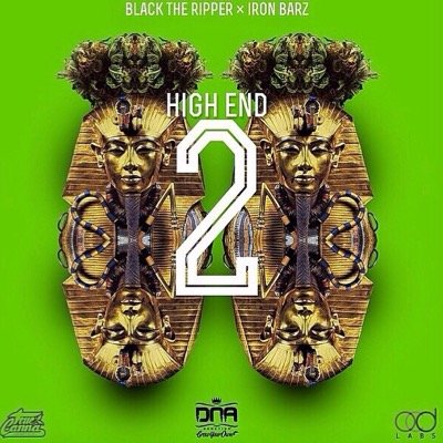 BRITHOPTV: [New Release] Black The Ripper (@BlackTheRipper) Iron Barz (@IronBarz) –  'High End 2'E.P. OUT NOW! [Rel. 14/12/14] | #UKRap #UKHipHop