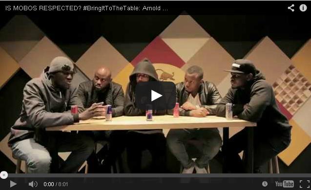 BRITHOPTV- [Debate] IS MOBOS RESPECTED- #BringItToTheTable- Arnold Jorge (@ArnoldJorge) , Stormzy (@Stormzy1), Fekky (@FekkyOfficial), Jammer (@JammerBBK) & Posty [EP1- Part 2].