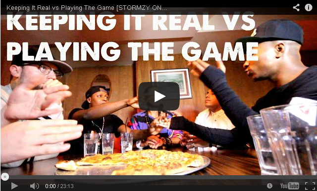 BRITHOPTV- [Debate] @JumpOffTV – 'Keeping It Real vs Playing The Game [@STORMZY1 ON JOOLS HOLLAND] ' - #UKRap #UKHipHop