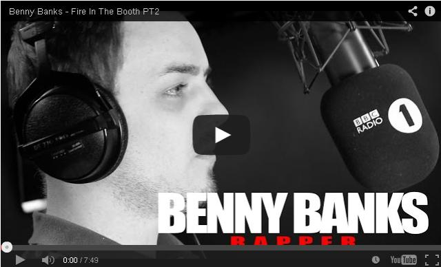 BRITHOPTV- [Freestyle Video] Benny Banks (@MrBennyBanks) – ' #FireInTheBooth' PT2 [@CharlieSloth] - #UKRap #UKHipHop.