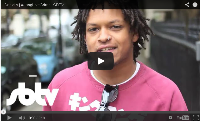 BRITHOPTV- [Freestyle Video] Ceezlin (@Ceezlin) – ' #LongLiveGrime' -#Grime