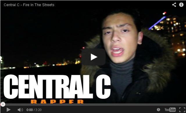BRITHOPTV- [Freestyle Video] Central Cee ( @Central_Cee) – ' #FireInTheStreets' [ @CharlieSloth] - #UKRap #UKHipHop