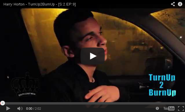 BRITHOPTV- [Freestyle Video] Harry Horton – #TurnUp2BurnUp – [S-2.EP-9] [@SCM_UK] - #UKRap #UKHipHop