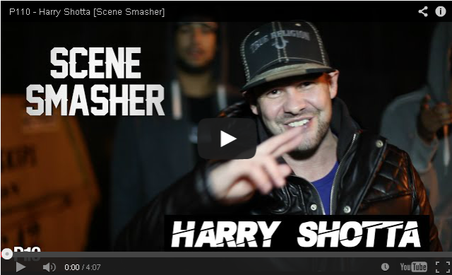 BRITHOPTV- [Freestyle Video] Harry Shotta (@HarryShotta) – ' #SceneSmasher' [ @P110Media] - #UKRap #UKHipHop