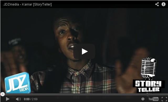 BRITHOPTV- [Freestyle Video] Kamar (@JDZmedia) – ' #StoryTeller' #Freestyle [@JDZMedia] - #UKRap #UKHipHop.
