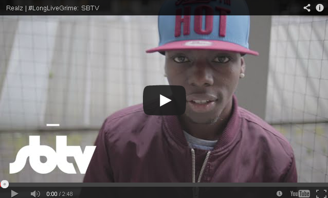 BRITHOPTV- [Freestyle Video] Realz (@RlzWorld) – ' #LongLiveGrime' -#Grime