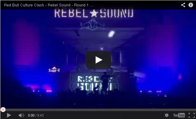 BRITHOPTV- [Live Performance] Red Bull #CultureClash – Rebel Sound Round 1 - #Jungle #Reggae