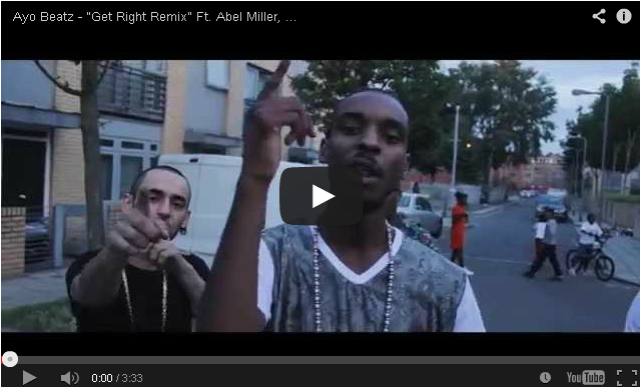 BRITHOPTV- [Music Video] Ayo Beatz (@Ayo_Beatz) – 'Get Right Remix Ft. Abel Miller (@AbelMiller), Ard Adz (@ArdAdz) & Sho Shallow (@ShoShallow)' - #UKRap #UKHipHop.