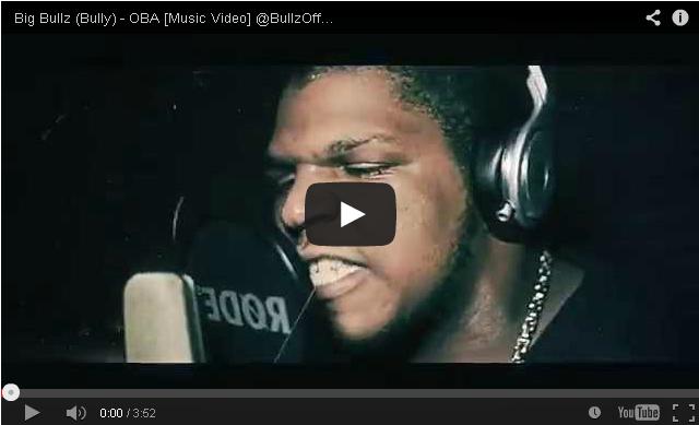 BRITHOPTV- [Music Video] Big Bullz (@BullzOfficial @OfficialBully) – 'OBA' - #UKRap #UKHipHop.