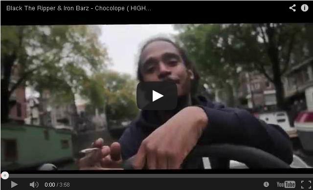 BRITHOPTV- [Music Video] Black The Ripper (@BlackTheRipper) Iron Barz (@Iron Barz) – 'Chocolope' #HighEnd2 - #UKRap #UKHipHop.