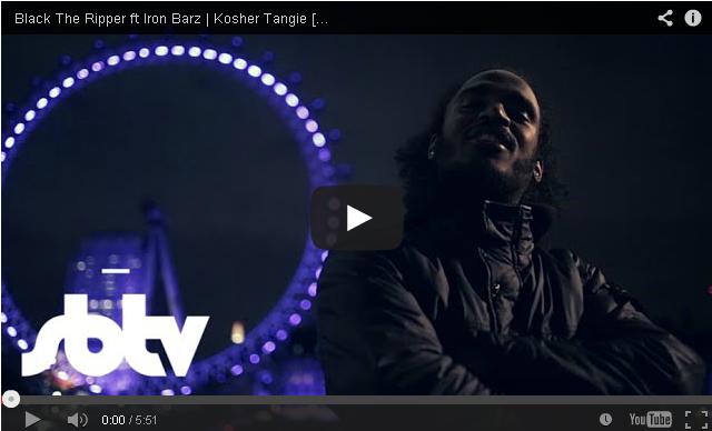 BRITHOPTV- [Music Video] Black The Ripper (@BlackTheRipper) & Iron Barz (@IronBarz) –'Kosher Tangie' - #UKRap #UKHipHop.