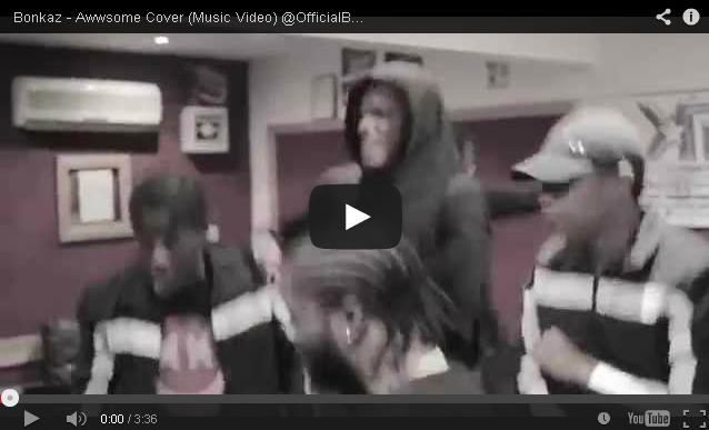 BRITHOPTV- [Music Video] Bonkaz (@OfficialBonkaz) – 'Awwsome Cover' - #UKRap #UKHipHop