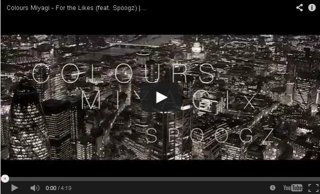 BRITHOPTV- [Music Video] Colours Miyagi (@coloursmiyagi) –'For the Likes feat. Spoogz' - #UKRap #UKHipHop