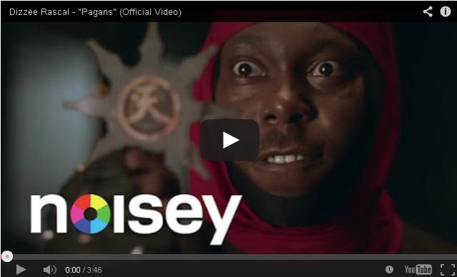 BRITHOPTV- [Music Video] Dizzee Rascal (@DizzeeRascal) – 'Pagan' - #Grime #UKRap