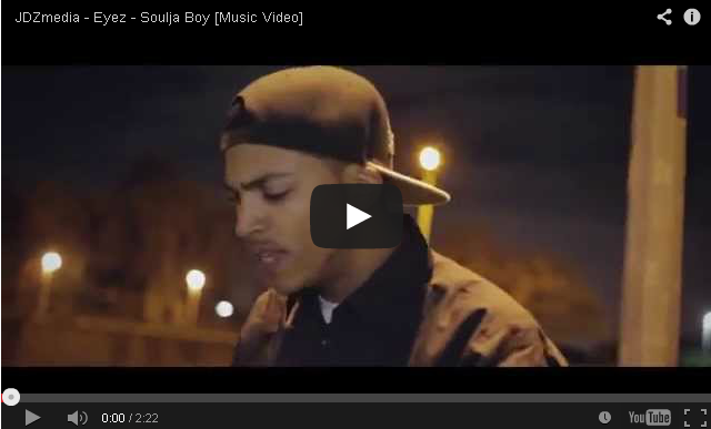 BRITHOPTV- [Music Video] Eyez (@Eyez_uk ) – 'Soulja Boy' (Prod. @Zdotproductions) [Prod. @Zdotproductions] [Dir. @JDZMedia] - #Grime.
