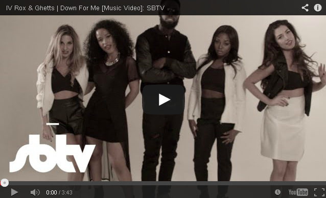 BRITHOPTV- [Music Video] IV Rox (@IVROX) x Ghetts (@JClarke_Ghetts) – 'Down For Me' - #Grime #UKRap.