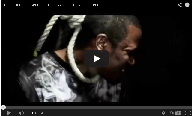 BRITHOPTV- [Music Video] Leon Flames (@leonflames) – 'Serious' - #UKRap #UKHipHop.