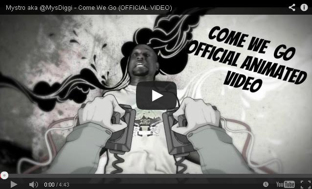 BRITHOPTV: [Music Video] Mystro (@MysDiggi) –'Come We Go' | #UKRap #UKHipHop