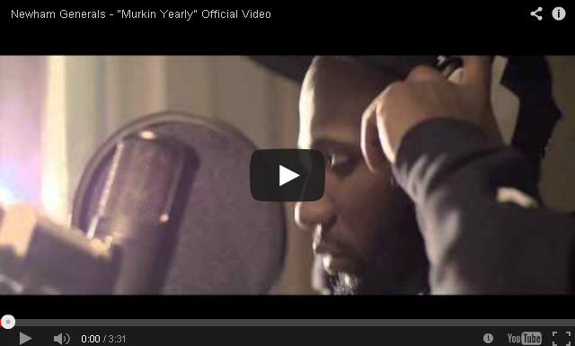 BRITHOPTV- [Music Video] Newham Generals (@NewhamGenerals) – 'Murkin Yearly' - #UKRap #UKHipHop.