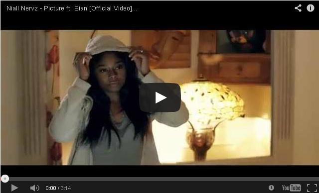 BRITHOPTV- [Music Video] Niall Nervz (@NiallNervz) – 'Picture ft. Sian' - #UKRap #UKHipHop.