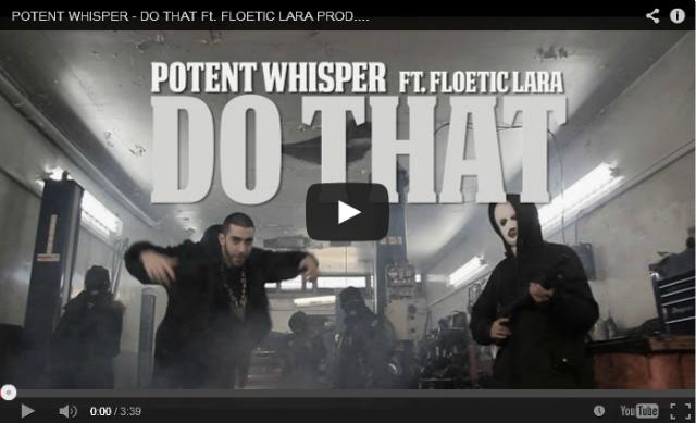 BRITHOPTV- [Music Video] Potent Whisper (@PotentOfficial) – 'Do that Ft. Floetic Lara(@FLOeticLara)' (Prod.@Wulumusic ) [Dir. @GlobalFaction] - #UKRap #UKHipHop.
