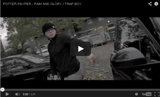 BRITHOPTV- [Music Video] Potter Payer (@ThePotterBK) – 'Pain And Pain- Trap Boy' - #UKRap #UKHipHop.