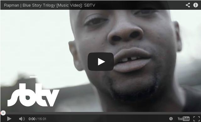 BRITHOPTV- [Music Video] Rapman (@RealRapman ) – 'Blue Story Trilogy' - #UKRap #UKHipHop