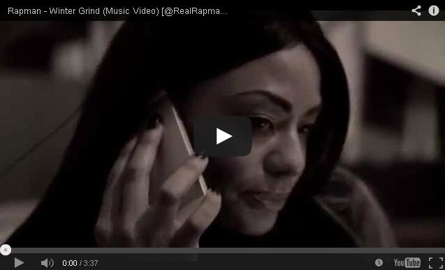 BRITHOPTV- [Music Video] Rapman (@RealRapman) – 'Winter Grind' - #UKRap #UKHipHop
