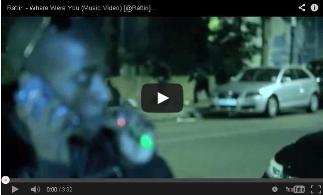 BRITHOPTV- [Music Video] Ratlin (@Ratlin) –'Where Were You' - #UKRap #UKHipHop