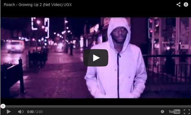 BRITHOPTV- [Music Video] Roach – 'Growing Up 2' [@UGXposure] - #UKRap #UKHipHop