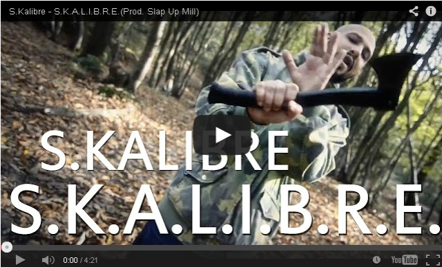 BRITHOPTV- [Music Video] S Kalibre (@S_Kalibre) – 'S. K.A.L.I.B.R.E' (Prod. @SlapUMugz) - #UKRap #UKHipHop