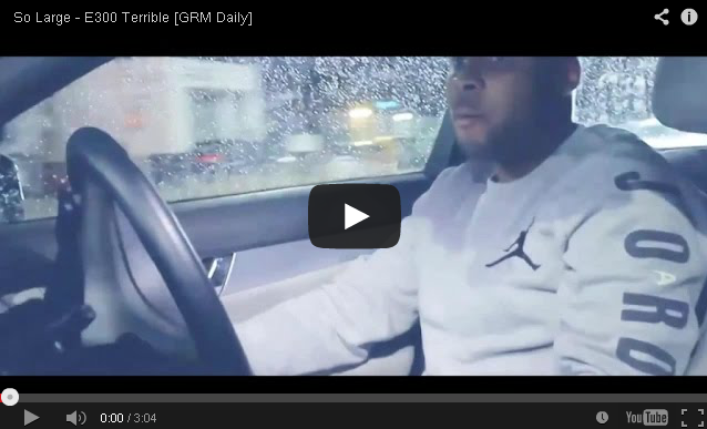 BRITHOPTV- [Music Video] So Large (@SOLARGE_E300) – 'E300 Terrible' [GRM Daily] - #Grime