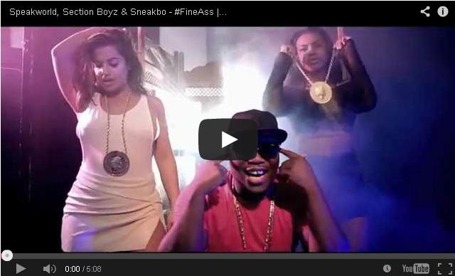 BRITHOPTV- [Music Video] Speakworld, Section Boyz & Sneakbo (@SpeakworldEnt @SectionBoyz1 @Sneakbo) – ' #FineAss' - #UKRap #UKHipHop