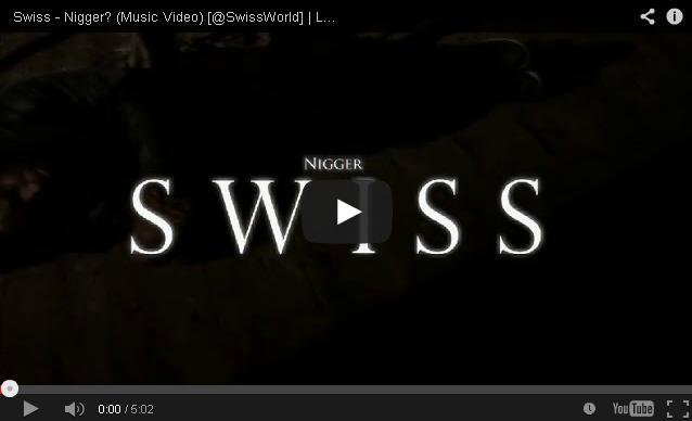BRITHOPTV- [Music Video] Swiss (@SwissWorld) – 'N----r' - #UKRap #UKHipHop