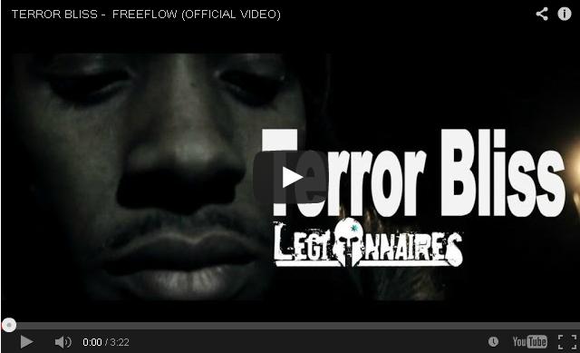 BRITHOPTV- [Music Video] Terror Bliss (@TerrorBliss) – 'Freeflow' [Dir. @GlobalFaction] - #UKRap #UKHipHop.