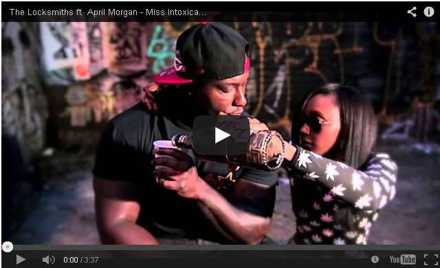 BRITHOPTV- [Music Video] The Locksmiths (@LocksmithsLDN) – 'Miss Intoxication ft. April Morgan (@April_Music1)' [Dir. @ChibaVisuals] - #UKRap #UKHipHop