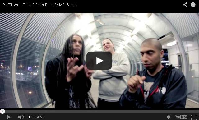 BRITHOPTV- [Music Video] Y-ETizm (@YEtizm) – 'Talk 2 Dem Ft. Life MC (@lifemc) & Inja (@injamusic)'- #UKRap #UKHipHop