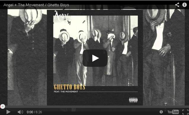 BRITHOPTV- [New Music] Angel (@ThisisAngel) + The Movement (@JClarke_Ghetts @Mercston @ScorchersLife @Wretch32 @DevlinOfficial) – 'Ghetto Boys' - #UKRap #UKHipHop