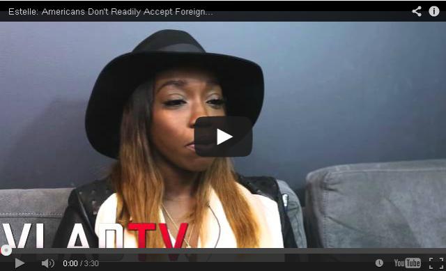 """BRITHOPTV- [Video Interview] Estelle ( @EstelleDarlings)- """"Americans Don't Readily Accept Foreign Sounding Rappers"""" - #Interview #UKRap #UKHipHop"""