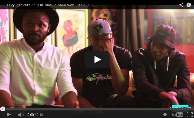 "BRITHOPTV- [Video Interview] The HeavyTrackerz (@HeavyTrackerz ) ""Rebel Sound were good but BBK should have won"" #CultureClash - #Music"