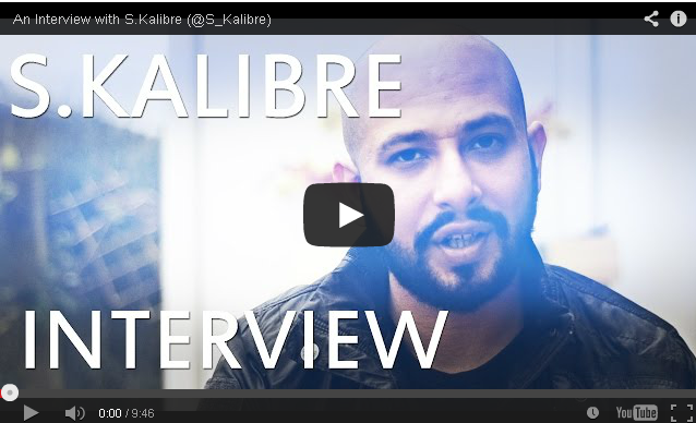 BRITHOPTV- [Video Interview] S Kalibre (@S_Kalibre) interview with Pride Vibes TV [@PrideVibes] - #UKRap #UKHipHop