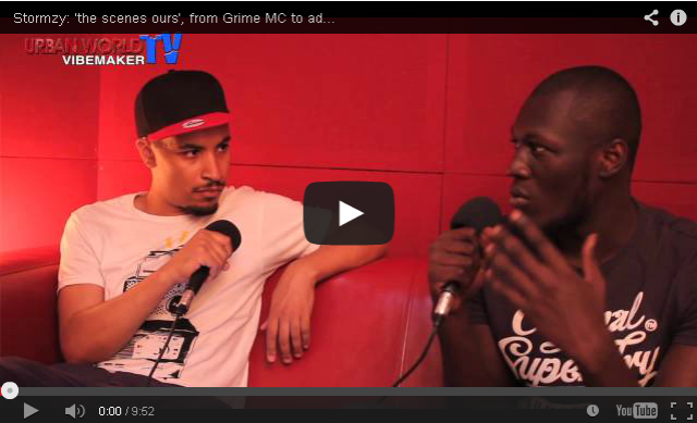 BRITHOPTV- [Video Interview] Stormzy (@Stormzy1) - 'the scenes ours', from Grime MC to adjusting to rap, preserving Britishness [@skvibemaker] - #Grime #UKRap #UKUrban.