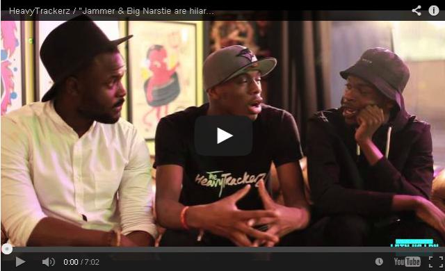 """BRITHOPTV- [Video Interview] The Heavy Trackerz (@HeavyTrackerz)- """"Jammer (@JammerBBK) & Big Narstie (@BigNarstie) are hilarious to work with"""" - #Grime #Music"""