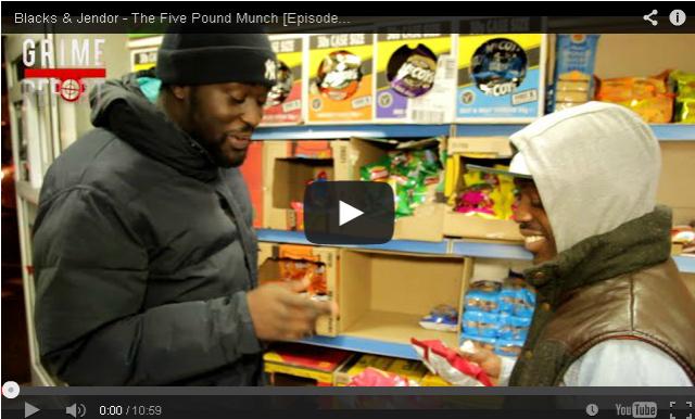 BRITHOPTV- [Web Show] Blacks (@KingBlacks) & Jendor (@HollowManJendor) – #TheFivePoundMunch [S1- E-33] [ @GrimeReportTV]- #Grime