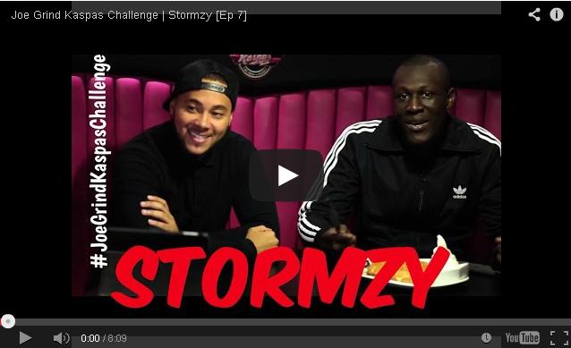 BRITHOPTV- [Web Show] Joe Grind (@JoeGrindSN1) Kaspas Challenge - Stormzy (@Stormzy1) [Ep 7] - #Grime #UKRap