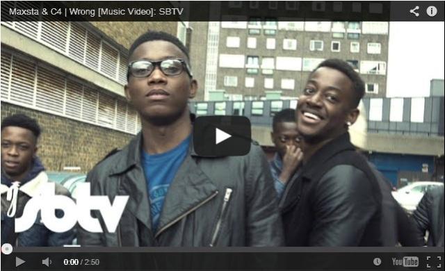 BRITHOPTV: [Music Video] Maxsta (@ItsMaxsta) & C4 (@OoRITE_C4 )  –'Wrong'    #Grime #UKRap