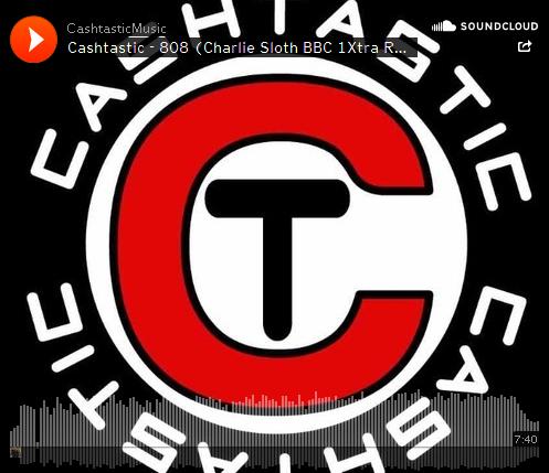 BRITHOPTV: [New Music] Cashtastic (@CashtasticMusic) - '808' (Prod. @theDiztortion) | #UKRap #UKHipHop
